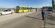 Оренбургда турган кыргызстандыктар Бишкекке алып келинди