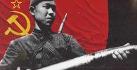 Как кыргызстанцы сражались в ВОВ