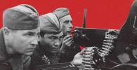 10 необычных фактов  о кыргызстанцах во время  Великой Отечественной войны