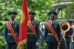 Акция Бессмертный полк в Бишкеке. Архивное фото