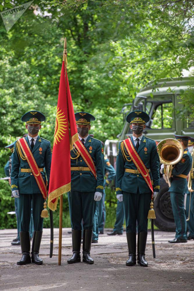 Сегодня многонациональный народ Кыргызстана отмечает 75-ю годовщину Победы в Великой Отечественной войне.