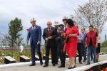 В городе Бишкек на Братском кладбище прошел митинг-реквием, посвященный 75-ой годовщине Победы в Великой Отечественной войне.