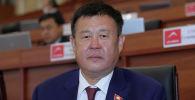 Жогорку Кеңешке депутат болуп келген Шаршенбек Абдыкеримов