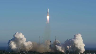 Ракета-носитель Чанчжэн-5Б. Архивное фото