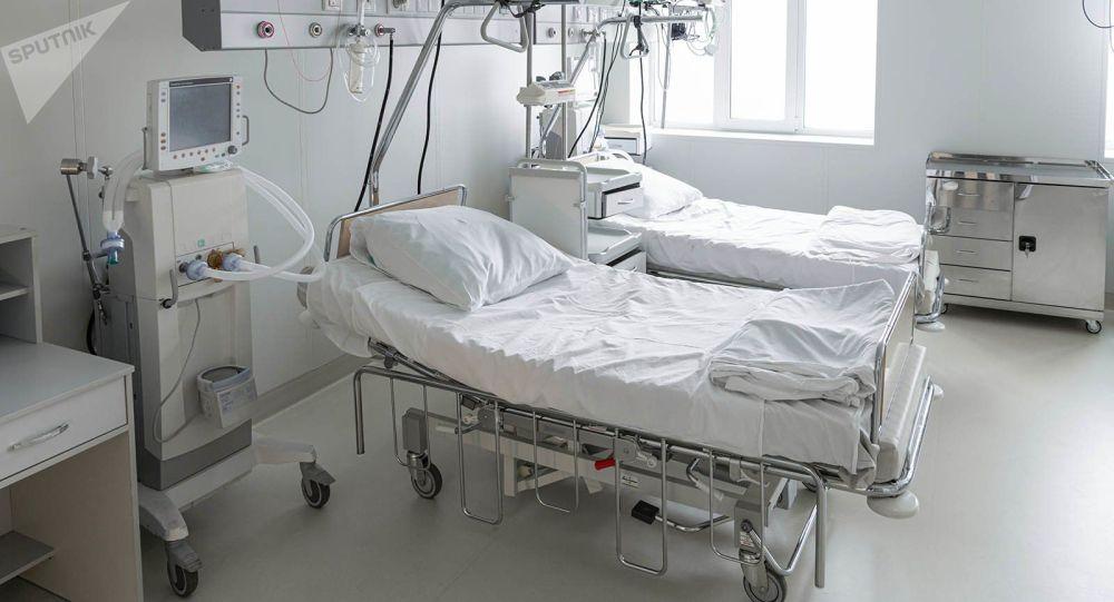 Медицинское оборудование в палате