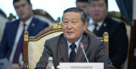 Жогорку Кеңештин экс-төрагасы Мукар Чолпонбаев