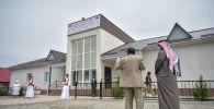 Ак-Өргө кичи районунда дарыгердик жаңы амбулатория салынып бүттү