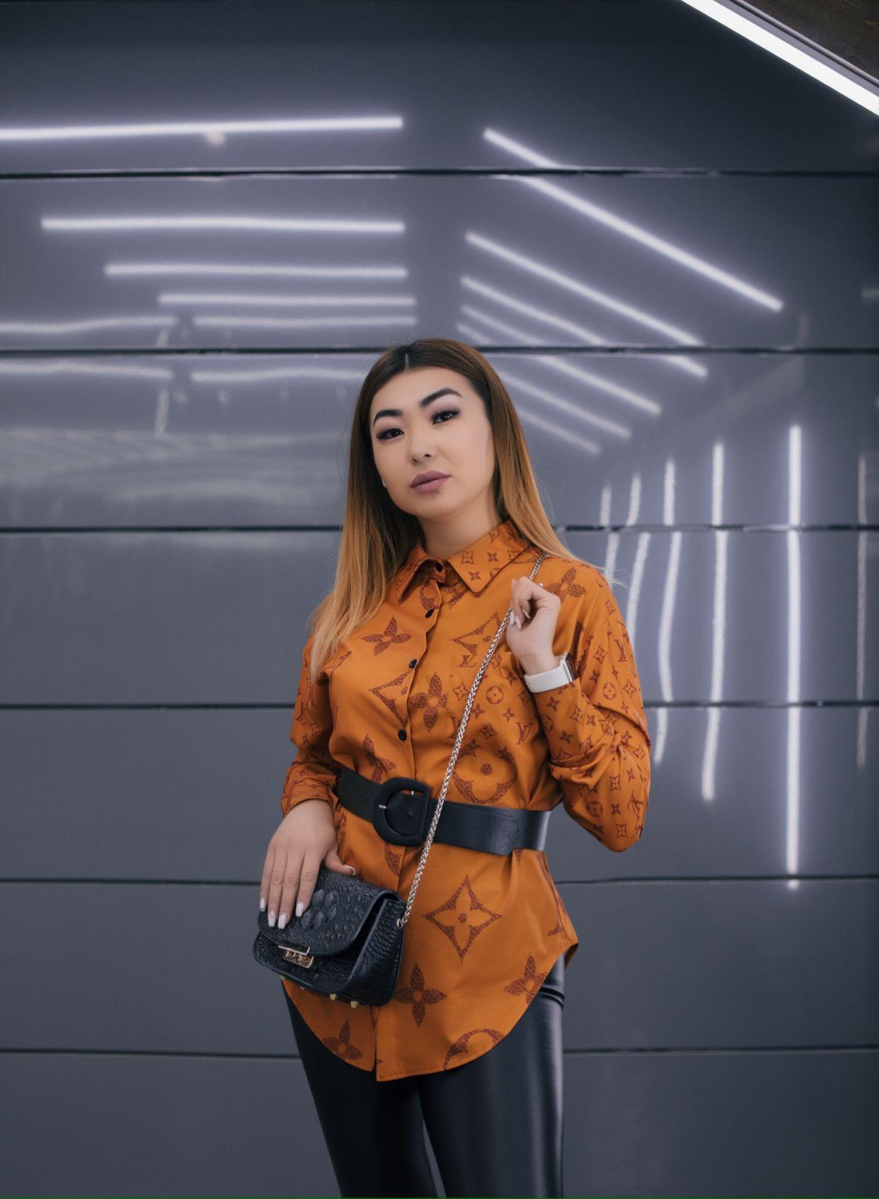Владелец двух бутиков одежды, 26-летняя бизнес-леди Гулина Кадырова