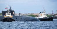Стратегиялык өзөктүк ракеталык субмарина Князь Владимир долбоор 955A (шифр Борей-А)