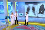 Главный рентгенолог Москвы Сергей Морозов выступил в эфире Здоровье на Первом канале. Одна из тем — тяжелая форма COVID-19.