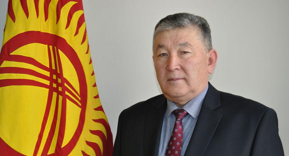 Нурболот Усенбаев саламаттык сактоо министринин орун басары — Кыргызстандын башкы санитардык врачы