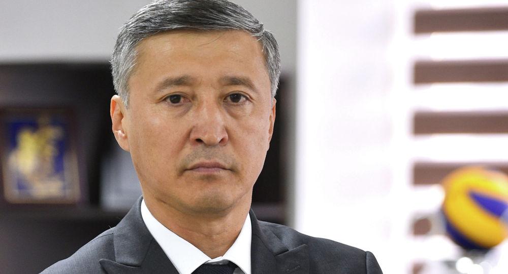 Председатель Кыргызско-турецкого форума торгово-промышленных палаты, член президиума Тюркской торгово-промышленной палаты от Кыргызстана Нурлан Азыгалиев