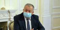 Архивное фото премьер-министра Кубатбека Боронова