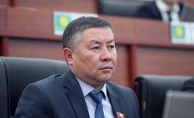 Депутат Канат Исаев. Архивное фото