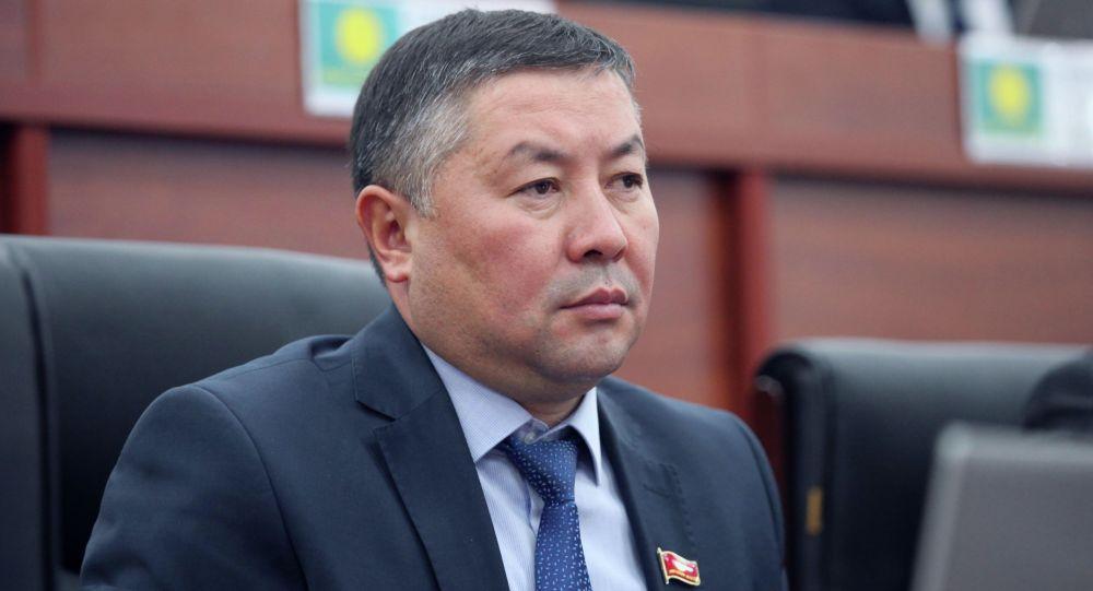 Жогорку Кеңештин депутаты Канат Исаев