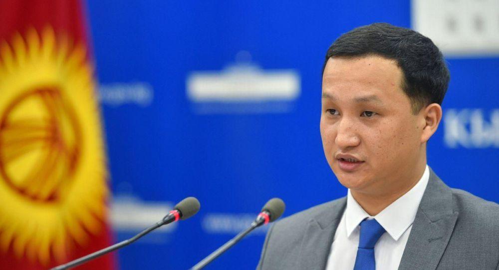 Председатель Государственной регистрационной службы Акын Мамбеталиев