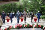 Оштогу 9-май күнү Улуу Жеңиштин 75 жылдыгына арналган иш-чара. Архив
