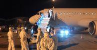 АКШ менен Канададан 146 кыргызстандык алып келинди