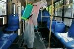 Завершена подготовка автобусов и троллейбусов к масштабному и безопасному запуску, сотрудники транспортных служб завершили капитальный и косметический ремонт.