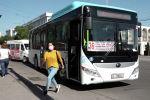 Сегодня, 25 мая, на улицы Бишкека вернулись автобусы, троллейбусы и маршрутные микроавтобусы. Как работает общественный транспорт столицы, смотрите в видео Sputnik Кыргызстан.
