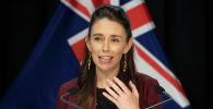 Архивное фото премьер-министра Новой Зеландии Джасинды Ардерн