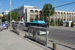 Бишкектин коомдук транспорту. Архив