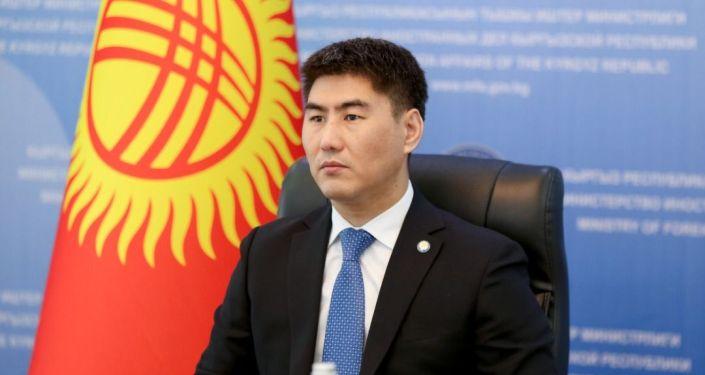 Министр иностранных дел Чингиз Айдарбеков принял участие в заседании Совета министров иностранных дел ОДКБ в режиме видеоконференцсвязи