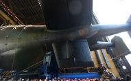 Белгород атомдук суу алдындагы жүрүүчү кайык. Архив