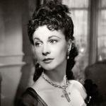 Вивьвен Ли в роли Анны Карениной в одноименном фильме Жюльена Дювивье, 1948 год