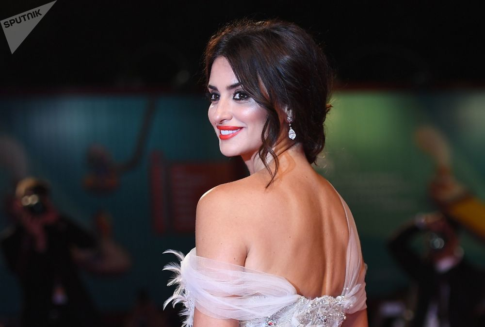 Актриса Пенелопа Крус