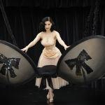 Танцовщица Дита фон Тиз