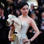 Китайская актриса Фань Бинбин