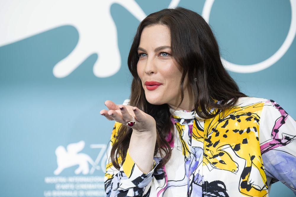 Актриса Лив Тайлер