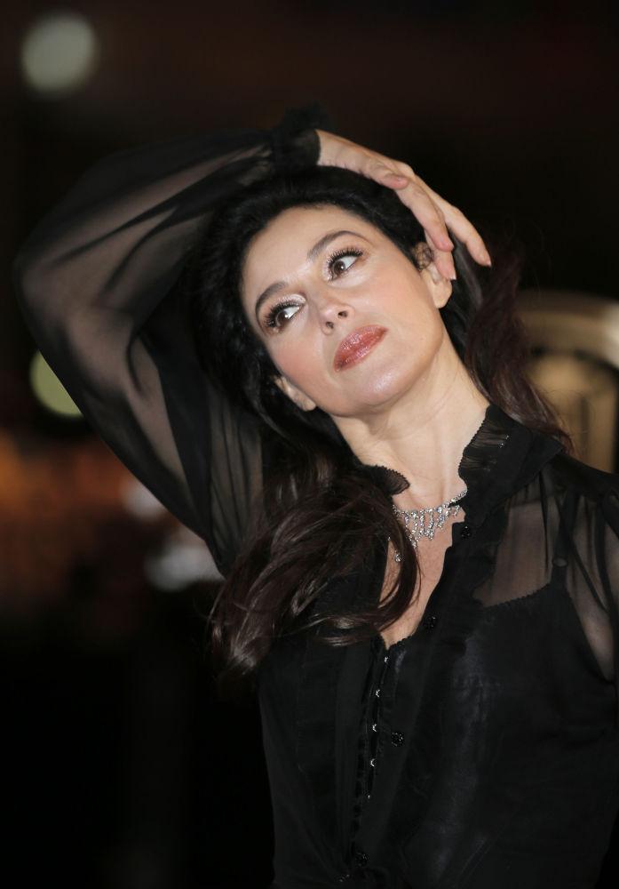 Итальянская актриса Моника Беллуччи