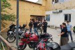 Бишкек шаардык ИИББдин Кайгуул милиция башкармалыгынын инспекторлору шаар тургундарынын даттануусунан улам байкерлер менен жолугушту