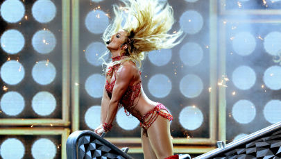 Американская поп-певица Бритни Спирс. Архивное фото