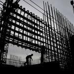 Строительство жилого комплекса Сердце Столицы в Москве