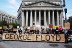 Миннеаполистиге Жордж Флойддун өлүмүнөн улам өткөрүлү аткан протест