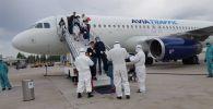 Бүгүн 2-июнда Avia Traffic Company компаниясынын Минск — Бишкек каттамы аркылуу 179 кыргызстандык кайтып келди