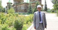 Руководитель Иссык-Кульского геофизического полигона Кенешбек Жумабаев