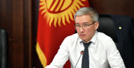 Вице-премьер Эркин Асрандиев