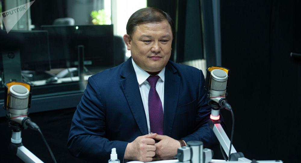 ЖК төрагасы Дастан Жумабеков