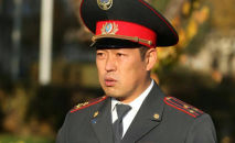 Кыргызстандын Ички иштер министрлигинин Россиядагы өкүлү Нурлан Жанбаев