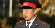 Назначенный представителем МВД Кыргызстана в России, 40-летний полковник Нурлан Жанбаев