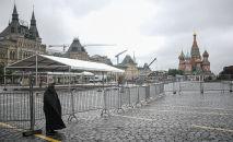 Москва шаарындагы кызыл аянт. Архив