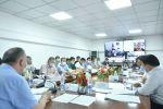 Биринчи вице-премьер-министр Кубатбек Боронов Республикалык штабдын жыйынында