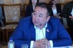Жогорку Кеңештин депутаты Руслан Чойбеков. Архив