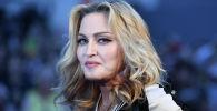Американская певица и автор песен Мадонна. Архивное фото