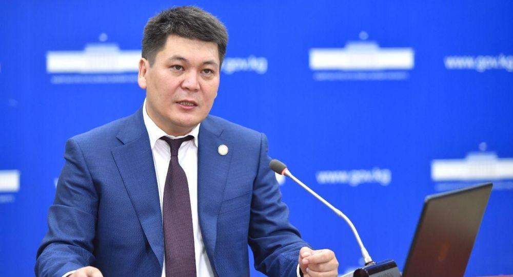 Мамлекеттик мүлктү башкаруу фондунун жетекчиси Жылдызбек Исакулов