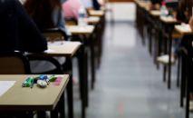 Студенты во время учебы. Архивное фото